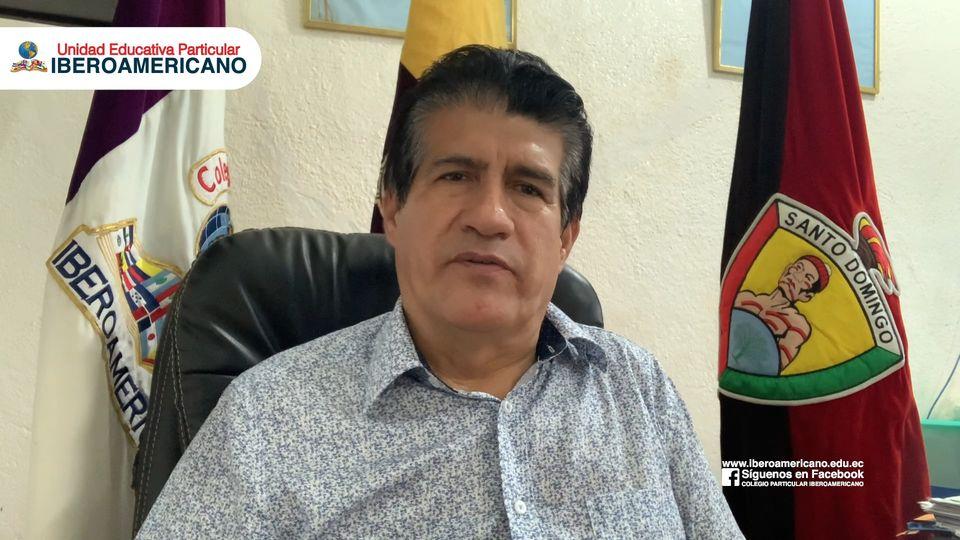 Nuestro Director General, Lic. Ipólito Borja Fiallos se dirige a toda nuestra c…