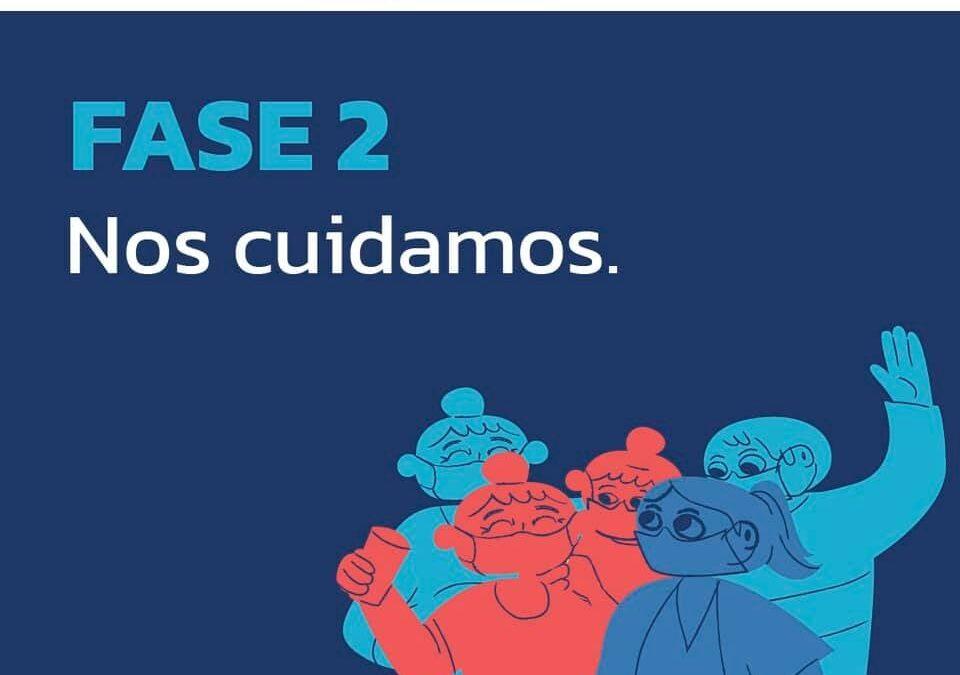 IMPORTANTE | Inicia con la fase 2⃣ del #PlanVacunación9100  Para poder c…