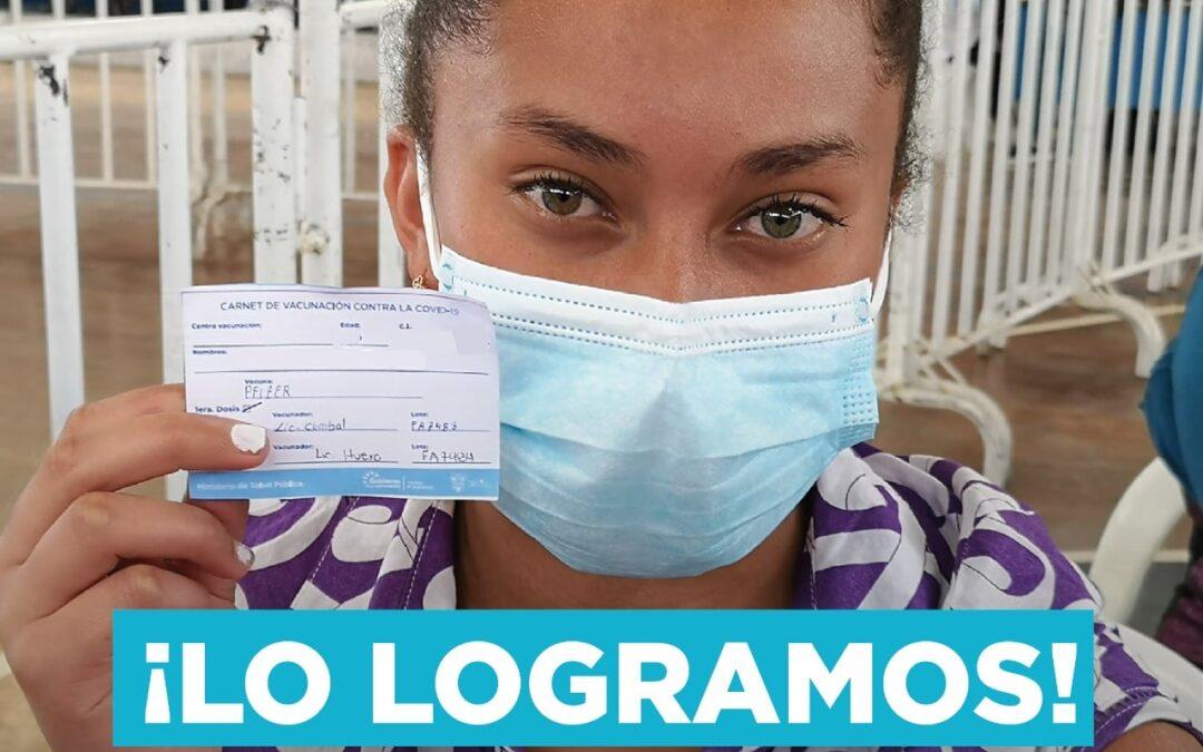 #9MillonesDeGracias a todos quienes acudieron a recibir su vacuna, a quienes no…